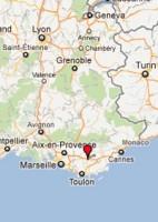 Cote d'Azur area info
