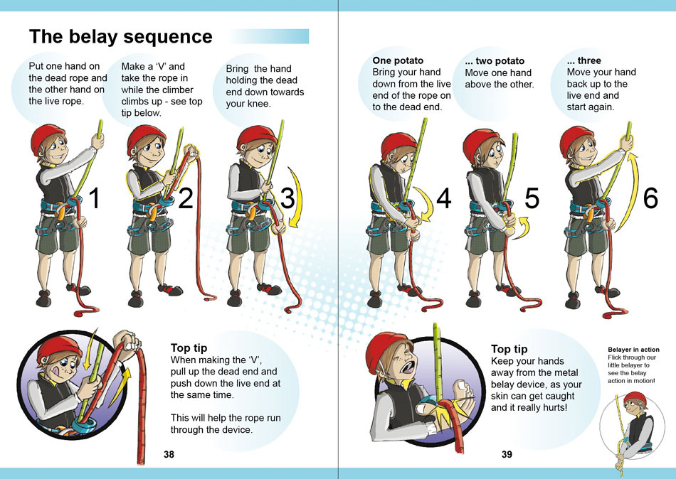 Belay Chair The book has been written and illustrated by Sophie Mitchell. You can ...