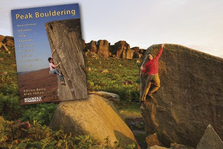 The Peak Bouldering Rockfax