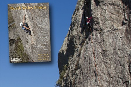 North Wales Climbs Published