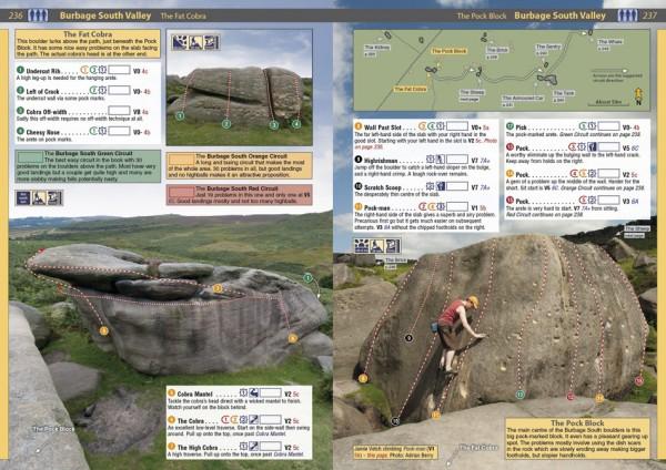 Peak Bouldering example page 2