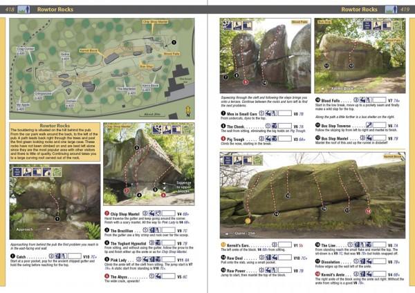 Peak Bouldering example page 1