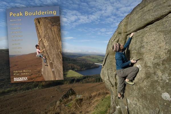 Peak Bouldering Rockfax Pre-order Special Offer