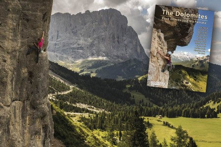 The Dolomites Rockfax Now Available for Pre-ordering