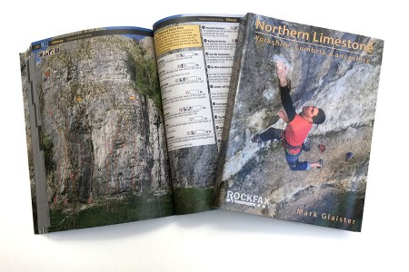 Northern Limestone Rockfax Has Been Published