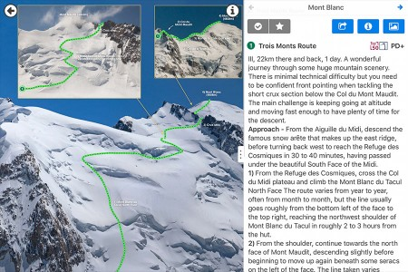 App Update – Chamonix Package and Version 1.4