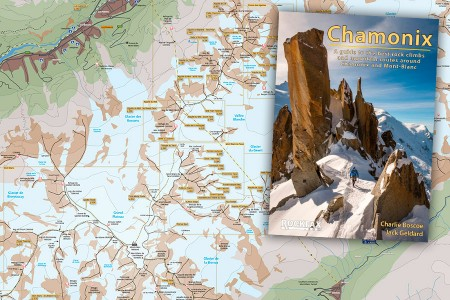 Chamonix Rockfax Published – Free PDF Map